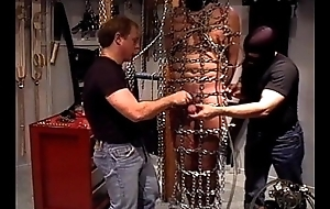 CBT Orgy Advance added to caged all over chains.