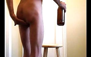 Wang Plug and Pump and Moxie alcohol Irritant Fuck and Bareback Cum