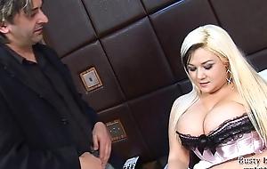 Sick Tara Sparx Gets Cock Injection