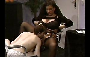 Busty Tiziana Redford flatland Lingerie lesbian scene