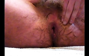 Self Anal Fisted