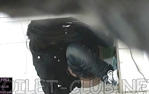 Hidden men's room cam - Quay len