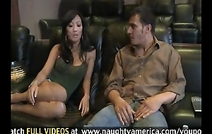 Gorgeous Asian Fucks Her Friends Brother
