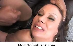 Watching my mom go black screwed by huge black cock 29