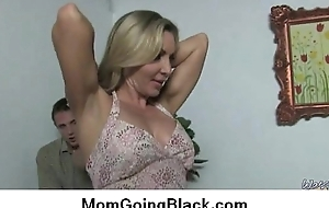 Horny mom getting fucked by big cock black guy 18