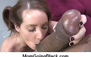 My mom headway clouded Hardcore interracial porn video 44