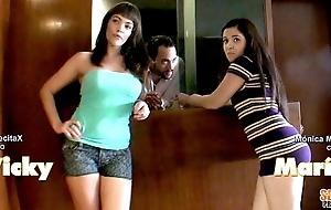 Yoha Galvez y Jorge Fernandez. VencindarioX - Trailer Cap&iacute_tulo 6