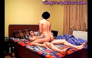 Hot Emo Teen gets Nailed Hard by Her Boyrfiriend