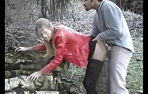 sweet kirmess fucked in the forest