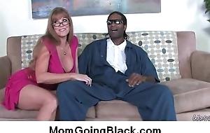 Watch milf going black : Interracial free porn 7