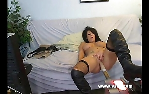 Busty Isis Monroe live webcam fucking outfit