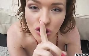 60 milf anal Krissy Lynn in Chum around with annoy Immoral Stepmother