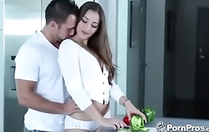 stepsister fucked by brother