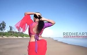 Sexy saree photoshoot