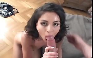 Lucy Lee schoolgirl anal POV