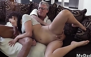 Old coupler outdoor added to doctor fuck young What would you choose -