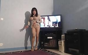 upskirt milf big boobs