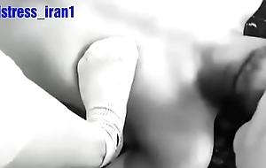 licking iranian mistress'_s toes