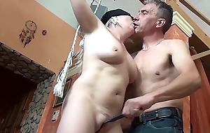 chunky moms first bizarre fuck lessom