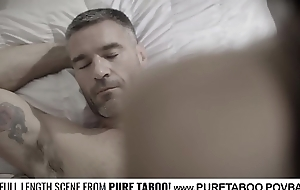 PureTaboo - A difficulty Bad Uncle Returns - Uncle Convinces Niece To Help Lure And Jolly along Her Younger Keep alive