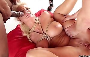 Bottomless gulf throat domineer blonde orgy bdsm banged