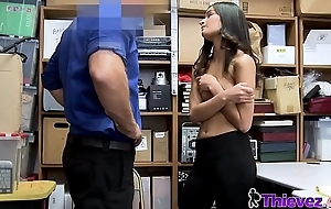 Emily gets her cunt deeply drilled by officers big weasel words