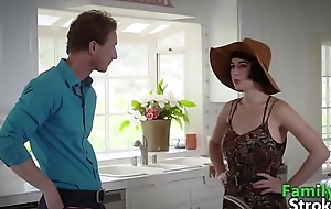 Bop Media Whore Teen with the addition of Dad - FamilySTROKE.net HD Porn