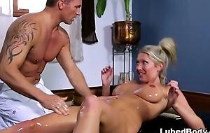 Venerable friends met in a hotel'_s spa - Lexi Lowe