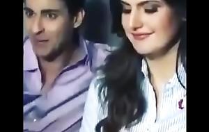 indian bollywood actress zareen khan autocratic sex drilled video