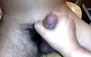 Long stage regular with nice uncut Latin learn of shoots chubby load token I jerk him off.
