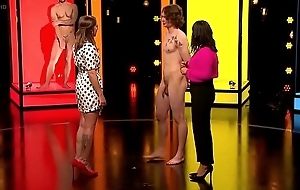 Naked Attraction Cheerful highlights big cocks and twerk 4.4