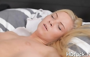 Unpaid hottie gives a great blowjob and an fantastic cock street