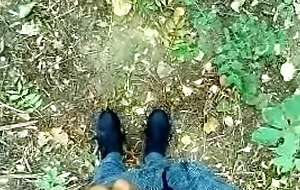 Legal age teenager is Pissing and Cumming on his Perverted used Sneakers