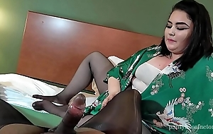 Hose Fun with Katie Lux