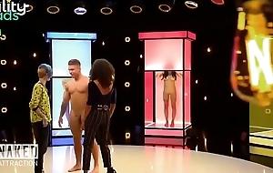 Naked hunk man primarily TV