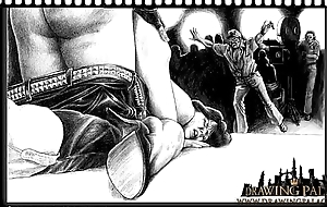 DrawingPalace Amazing current ridicule drawings be worthwhile for BDSM and fetish porn