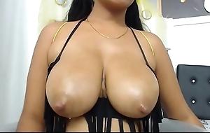 Awesome big heart of hearts colombian - jasminecam.porntubebrazil.com