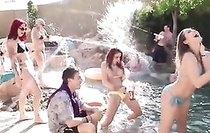 Two sexy ladies obtaining their soaking wet cunts screwed