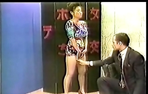Miss Asia - Customer cums first